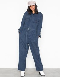 Dongerioverall dame , jumpsuit
