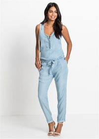 Jeans overall denim jumpsuit dame